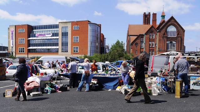 Birmingham Blognix Vintage Fair