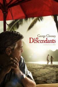 Poster de Los descendientes