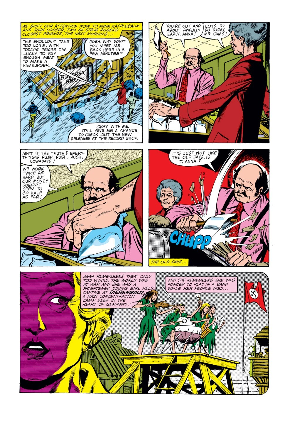 Captain America (1968) Issue #245 #160 - English 6