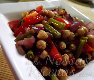 receita deliciosa de salada saudável