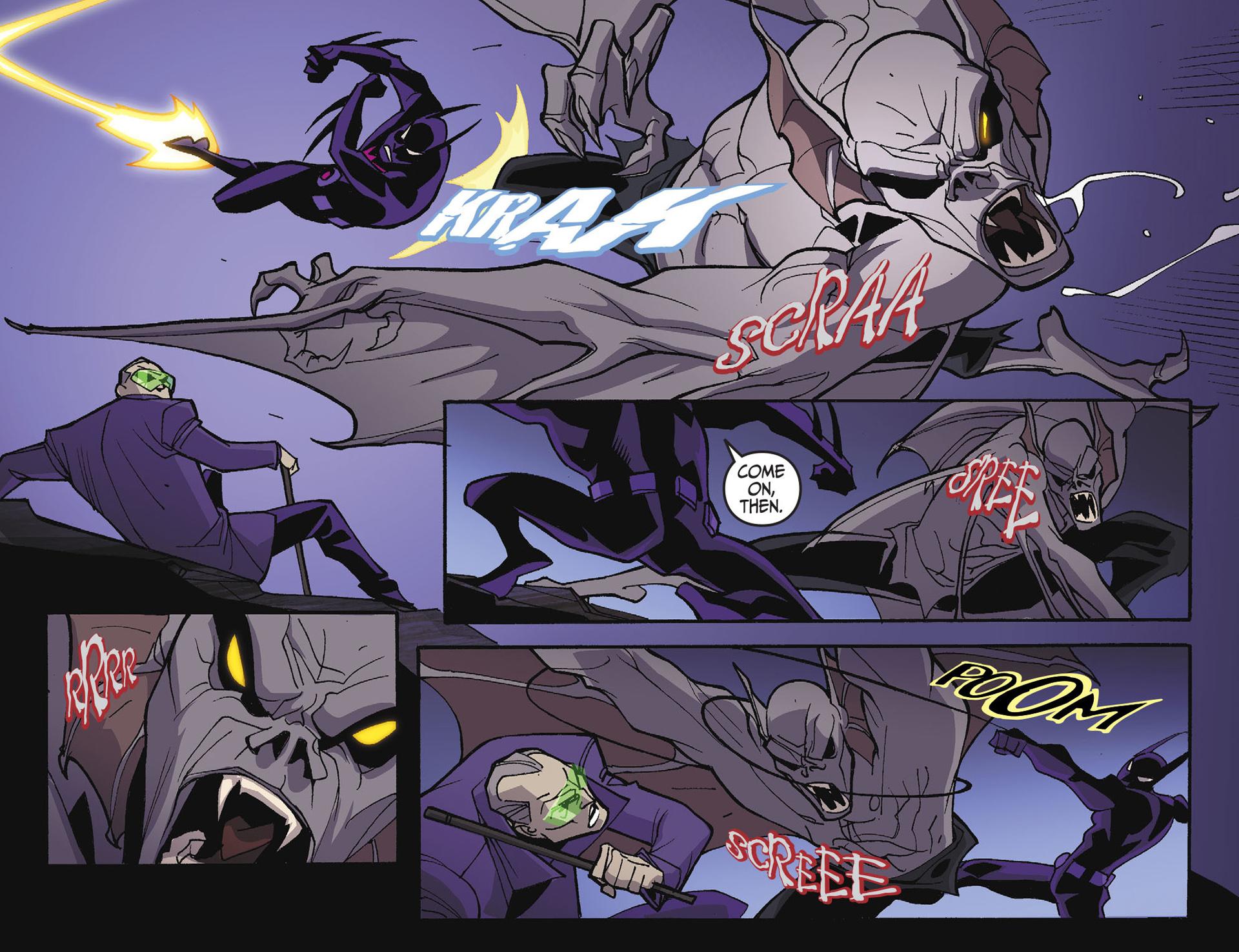 Batman Beyond 2.0 #12 #29 - English 15