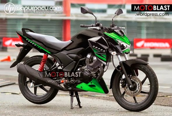 modifikasi motor verza