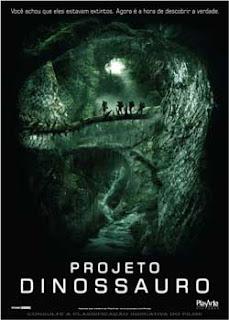 Assistir Projeto Dinossauro Online Dublado
