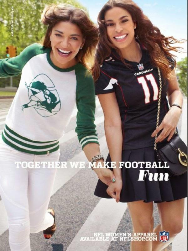 NFL Fan Style NFLShop.com NFL Women's Apparel Jordin Sparks