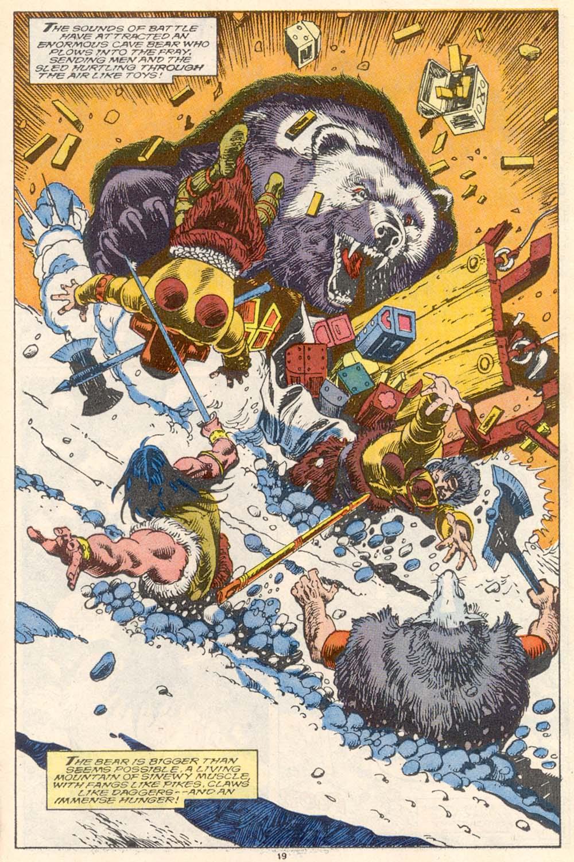 Conan the Barbarian (1970) Issue #220 #232 - English 16