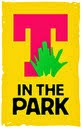 Thursday night T in the Park festival 2014