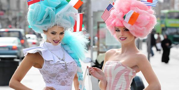 European Fashion Trends 2011