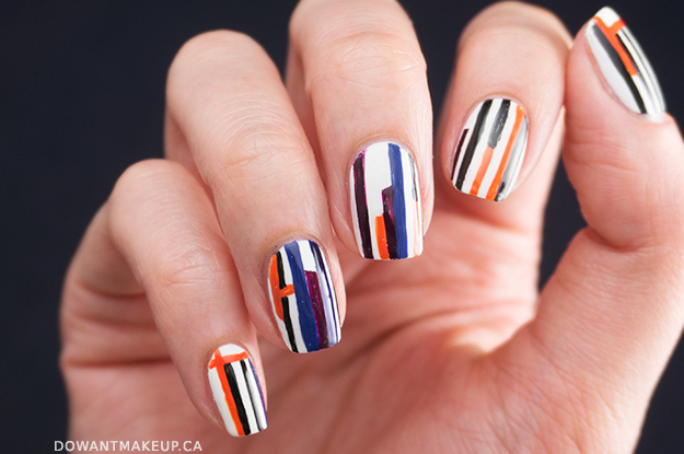Paris Fashion Week nail art: Cédric Charlier RTW