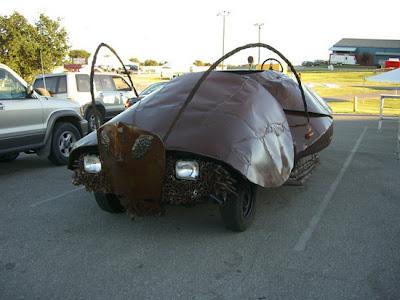 Cockroach Car
