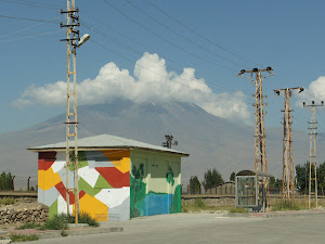 Substation in Doğubeyazıt