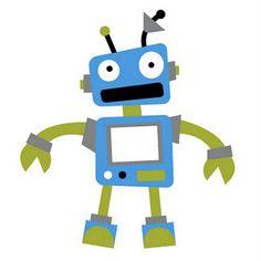 Robots, robots, robots...