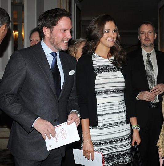 Royals fashion d jeuner de la chambre de commerce su do for Chambre de commerce americaine