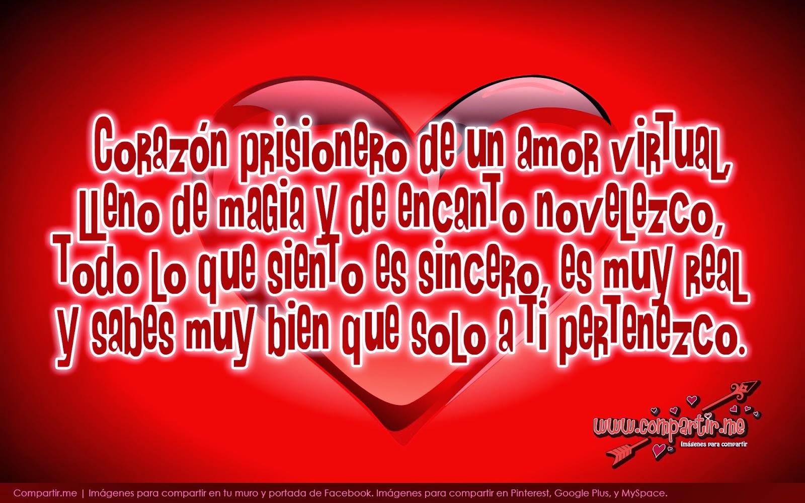 Frases De Amor: Corazón Prisionero