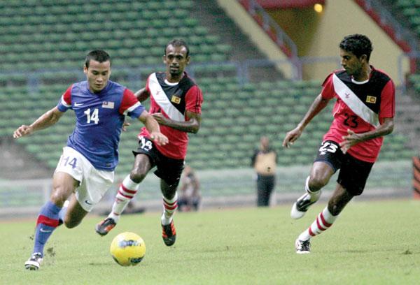 Malaysia Menang Besar Ke Atas Sri Lanka 6-0-kosmo