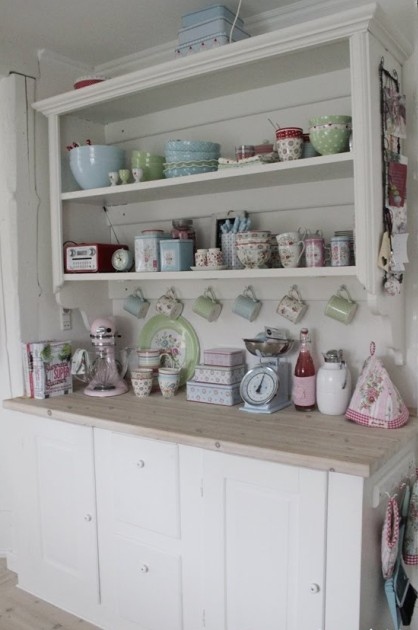 Gezellige Kleine Keuken : Gezellige keukens