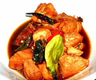 resep chicken curry malaysia