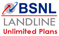 BSNL Landline & Broadband Unlimited Calling Plans