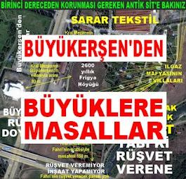 ANDERSON'DAN DEĞİL, BÜYÜKERŞEN'DEN MASALLAR