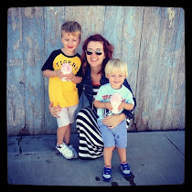 Mommy, Kaden & Logan