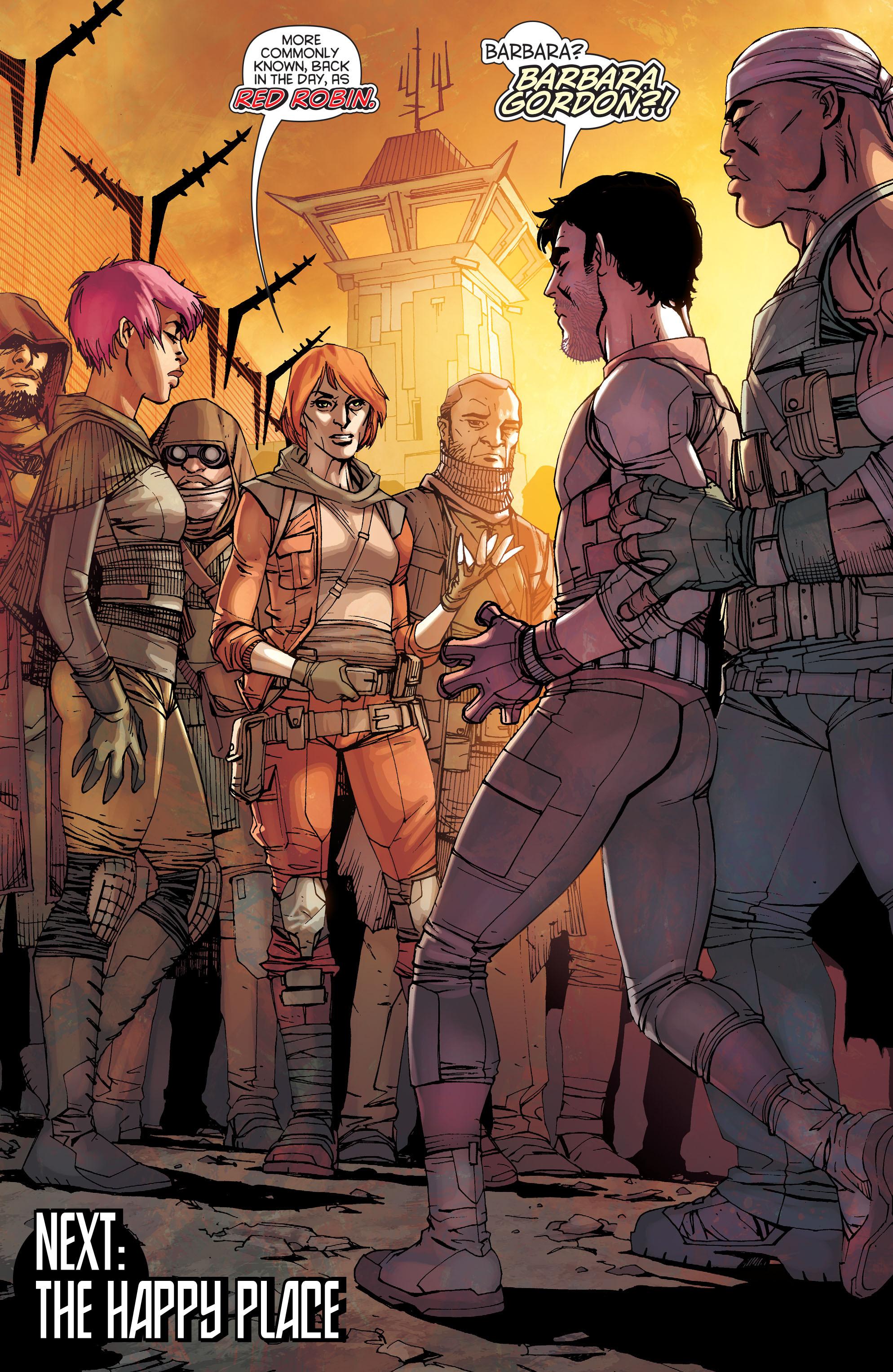 Batman Beyond (2015) Issue #1 #1 - English 22