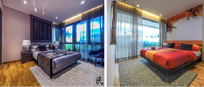 Bedroom at Signature At Yishun