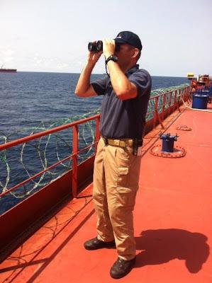 Antipirateria: guardie giurate private su navi italiane