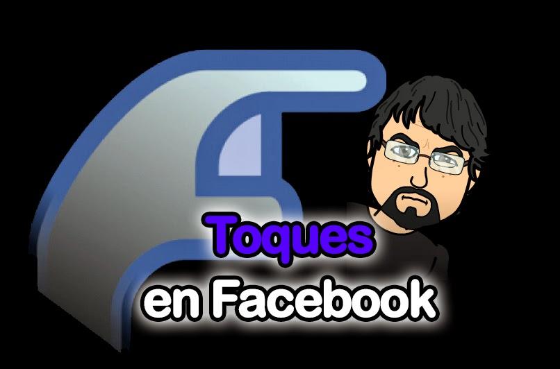Toke en Facebook