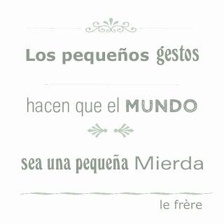 """sometimes"",""mundo"",""Mierda"""