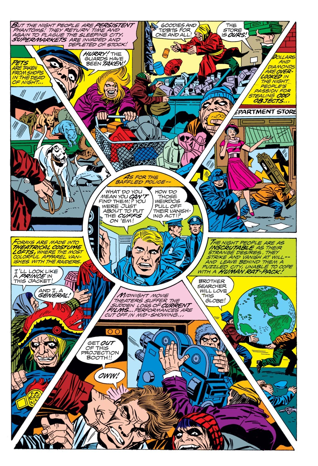 Captain America (1968) Issue #201 #115 - English 5