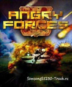 Jogo Angry Forces para Celular