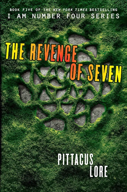 Book Review: The Revenge of Seven (Lorien Legacies, book 5), by Pittacus Lore