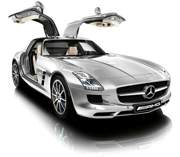 Mercedes-Benz SLS AMG, primer automóvil desarrollado íntegramente por Mercedes-AMG