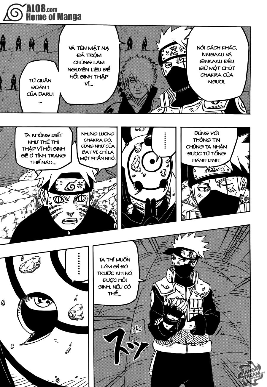 Naruto chap 594 Trang 7 - Mangak.info