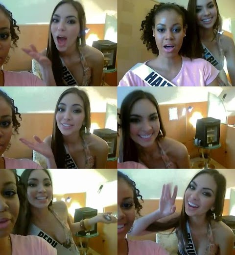 Vídeo Miss Perú & Haiti - Miss Universe 2011