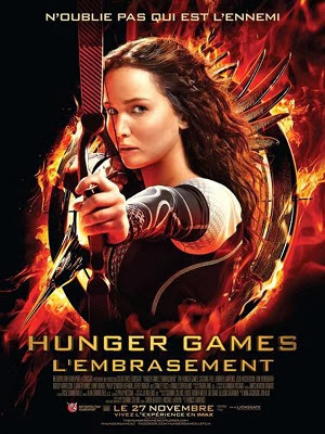 HUNGER GAMES - L'EMBRASEMENT – CATCHING EN FILM STREAMING