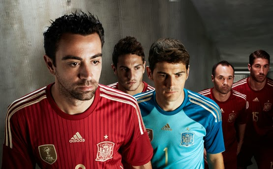 vídeo La Roja o ninguna Adidas campaña de la nueva equipación de la Selección Española de fútbol mundial Brasil 2014