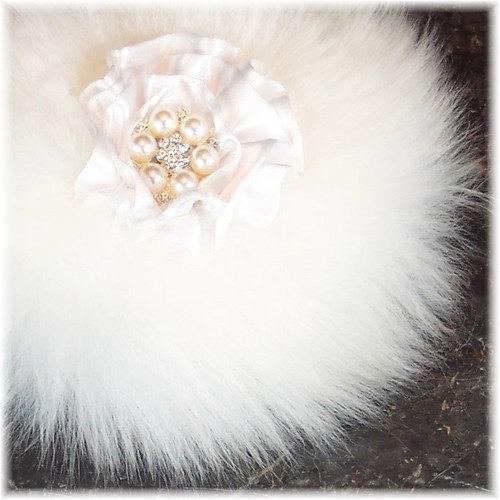 Soapsmith's Opulent Handmade Powder Puff