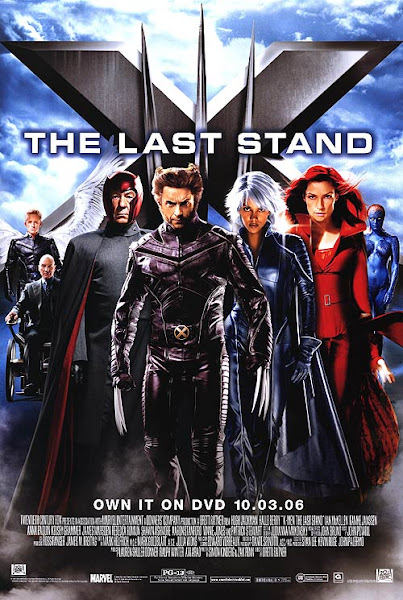 Poster Of X-Men 3 The Last Stand 2006 Hindi 720p BRRip Dual Audio Full Movie