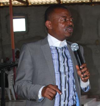 Pastor Francis Irabor
