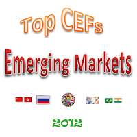 Emerging Market Stock CEFs | Best Performing Closed End Funds - December 2012