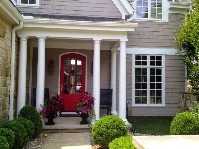 exterior wall paint colors house