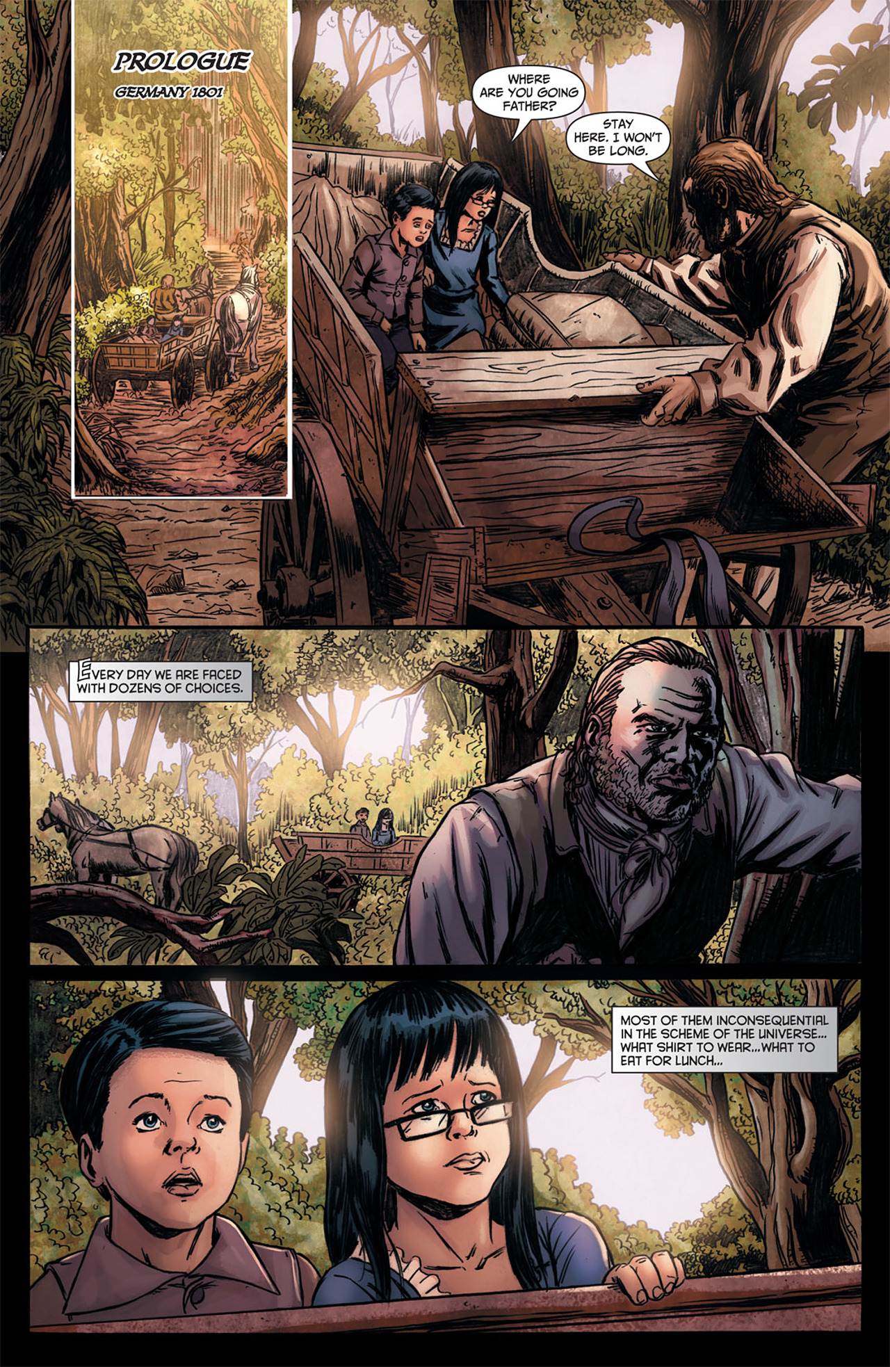 Grimm Fairy Tales (2005) Issue #50 #53 - English 3