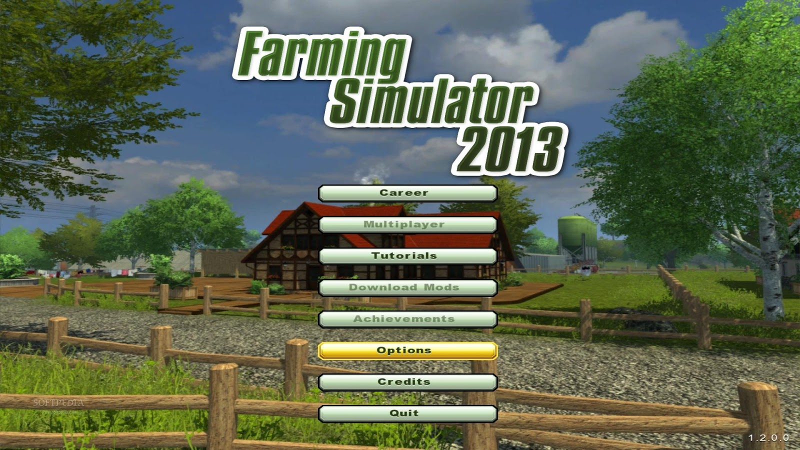 Click Below For Download Farming Simulator 2013
