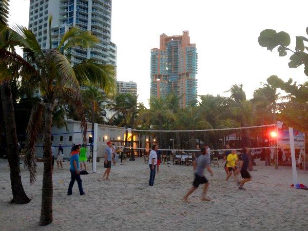 Thor en Miami Beach