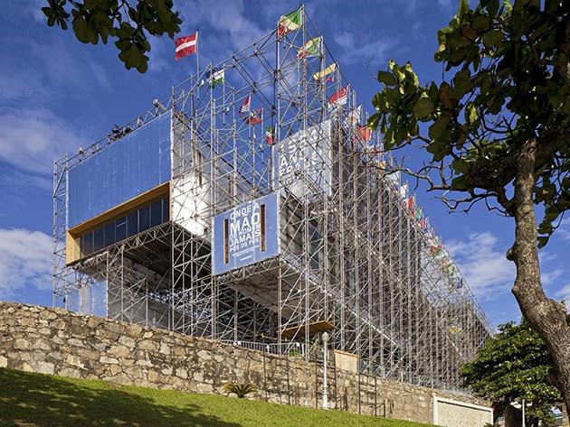 Arquitectura efimera architecture news for Pabellones arquitectura efimera