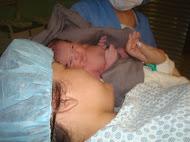 Nasceu Rafaella, dia 12/01/2011