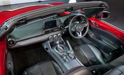 New Mazda Miata 2016