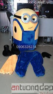 cho thuê mascot minions giá rẻ