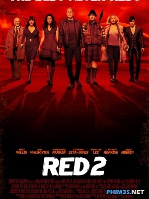 CIA tái xuất 2 Red 2