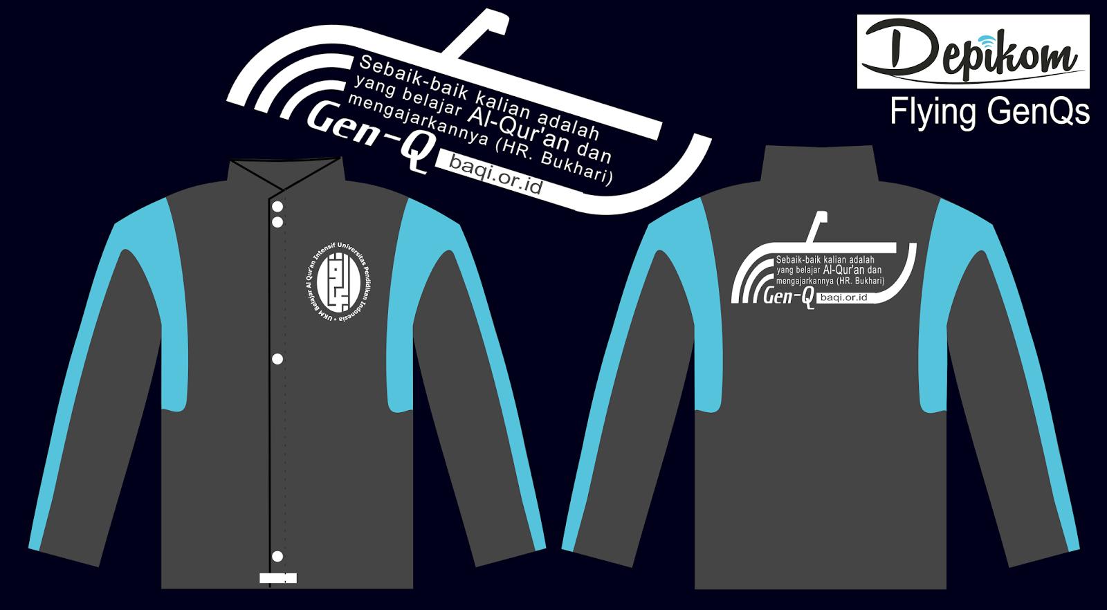 Desain jaket keren